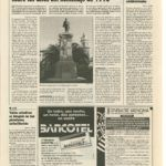 Hemeroteca 250 Aniversario Regreso Medición ( 1995 )