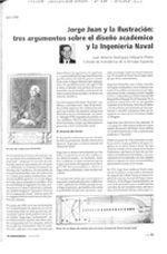 Jorge Juan y la Ilustración: Tres Argumentos sobre el Diseño Académico y la Ingeniería Naval, de Juan Antonio Rodríguez-Villasante