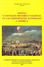 Ciencia y Contexto Histórico Nacional en las Expediciones Ilustradas a América, coordinado por Fermín del Pino Díaz