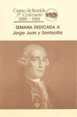 Semana dedicada a Jorge Juan y Santacilia