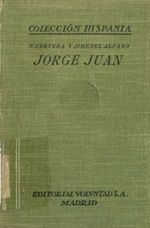 Jorge Juan, de F. Cervera y Jiménez Alfaro