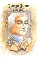 Jorge Juan ( 1713-1773 ), Comic