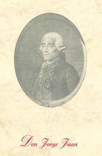 Don Jorge Juan, Facsimil manuscrito 1881