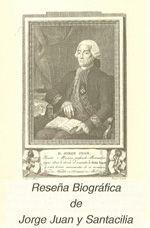 Reseña Biográfica de Jorge Juan y Santacilia, de Elia Alberola Belda