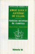 Noticias Secretas de América, edición Luis J. Ramos