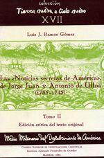 Noticias Secretas de América, edición Luis J. Ramos.