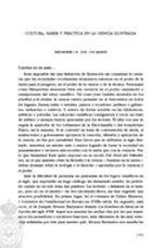 Cultura, Saber y Práctica en la Ciencia Ilustrada, de José Luis Peset