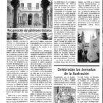 Hemeroteca I Jornadas de la Ilustración ( 2005 )