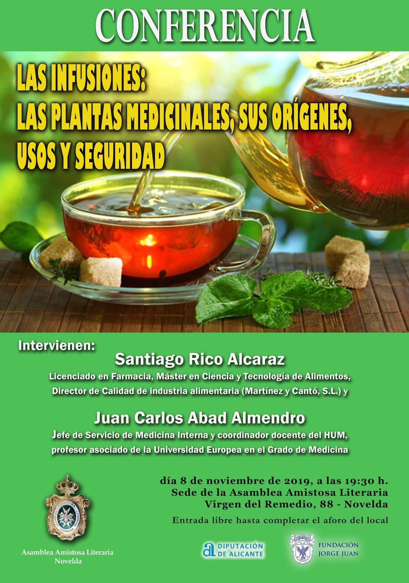 Las infusiones: plantas medicinales, sus orígenes, usos y seguridad