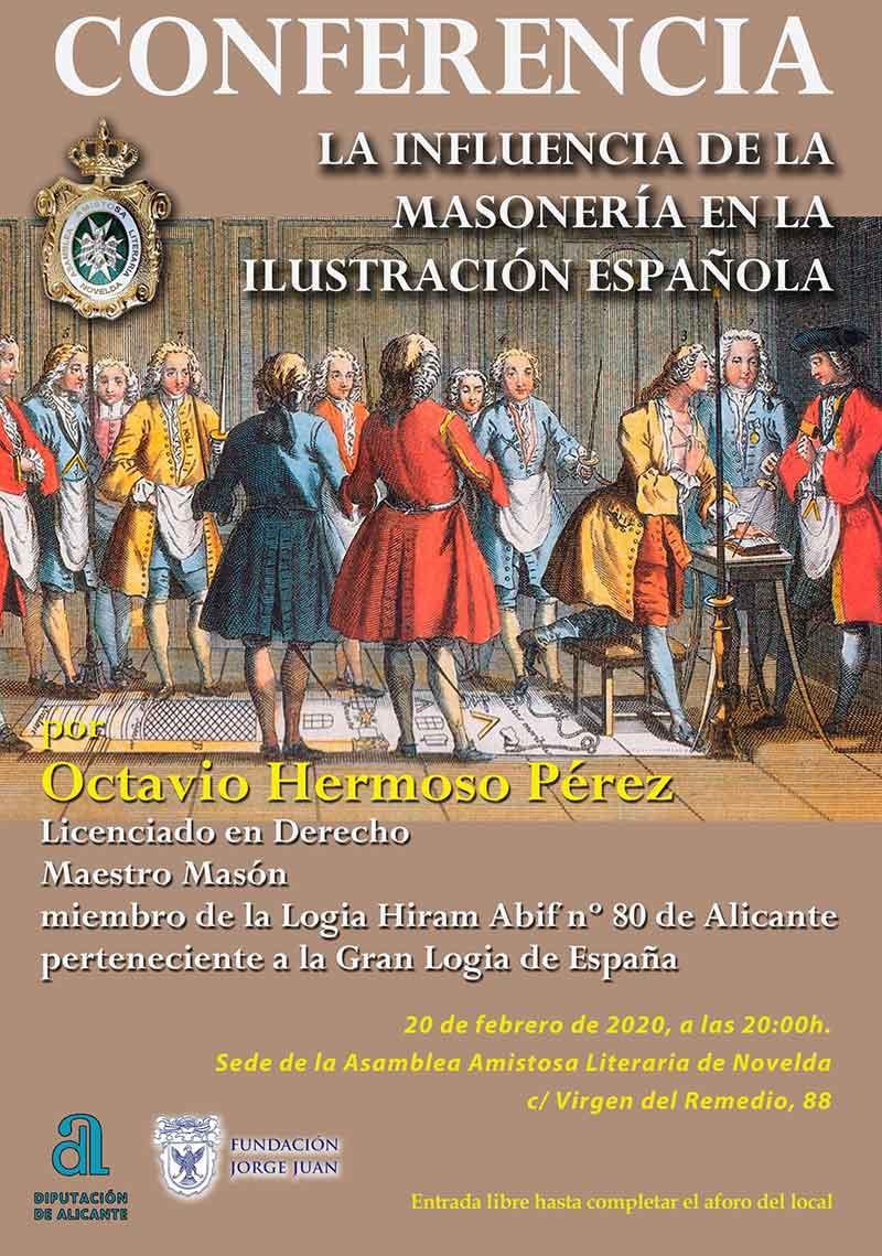 La influencia de la masonería en la Ilustración española