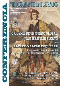 CONFERENCIAS PARA EL CONFINAMIENTO: ORÍGENES DE UN MUNDO GLOBAL: JUAN SEBASTIÁN ELCANO