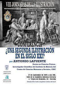 CONFERENCIAS PARA EL CONFINAMIENTO: ¿UNA SEGUNDA ILUSTRACIÓN EN EL SIGLO XXI?