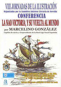 CONFERENCIAS PARA EL CONFINAMIENTO: LA NAO VICTORIA, Y SU VUELTA AL MUNDO