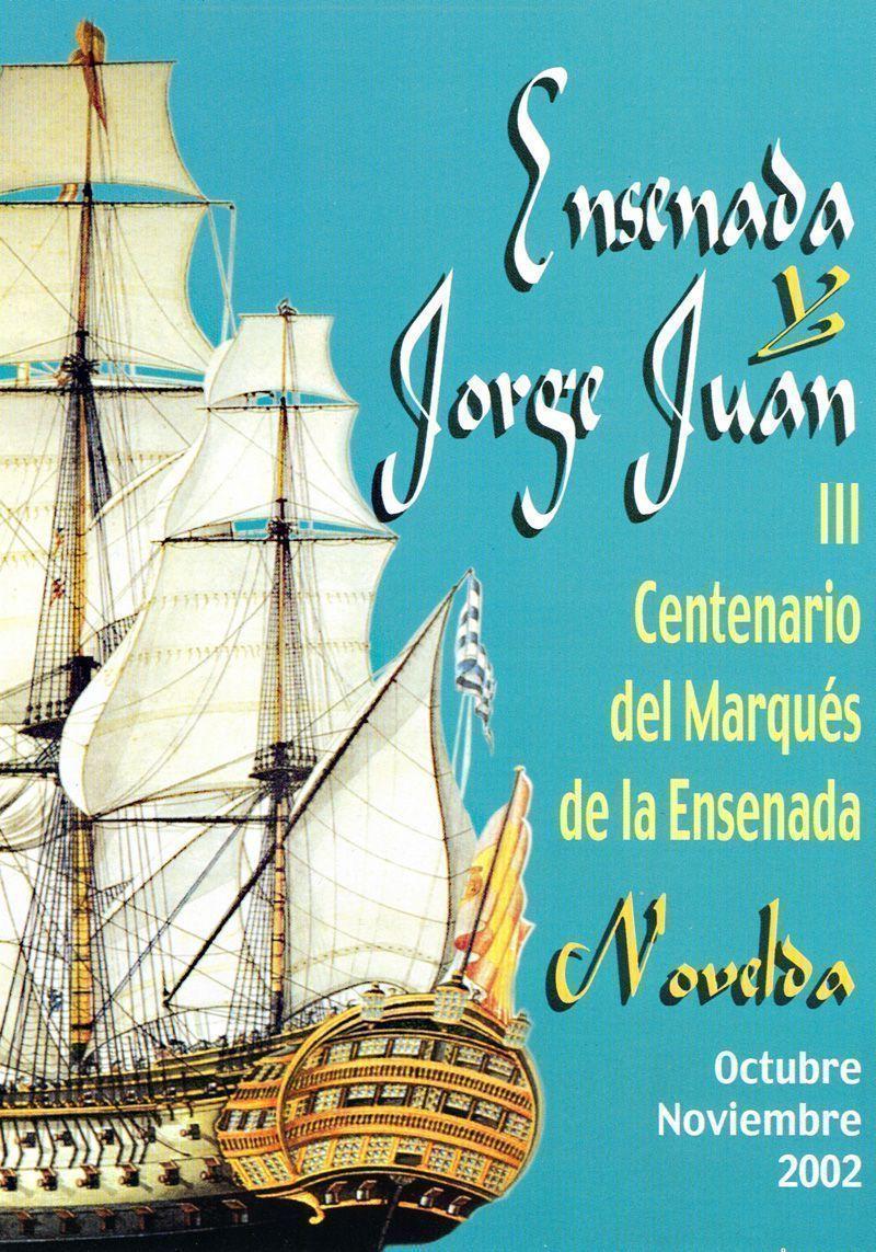 Cartel Jornadas Ensenada y Jorge Juan