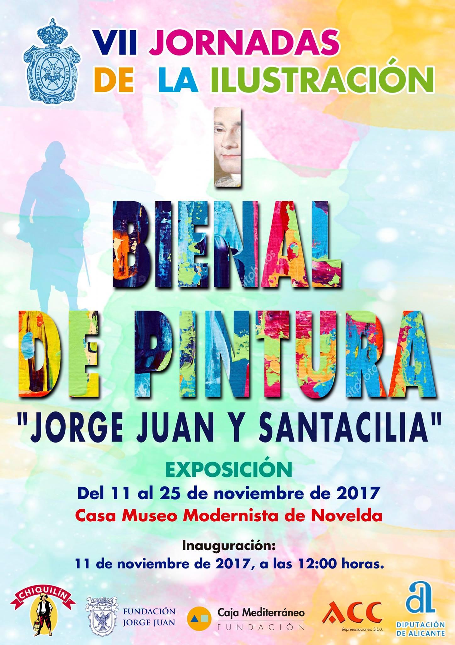 I Bienal de Pintura 'Jorge Juan y Santacilia'