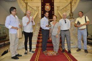 LA ASAMBLEA AMISTOSA LITERARIA DE NOVELDA VISITÓ CARTAGENA