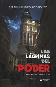 """Serafín Piñeiro presenta su última novela """"Las lágrimas del poder""""."""