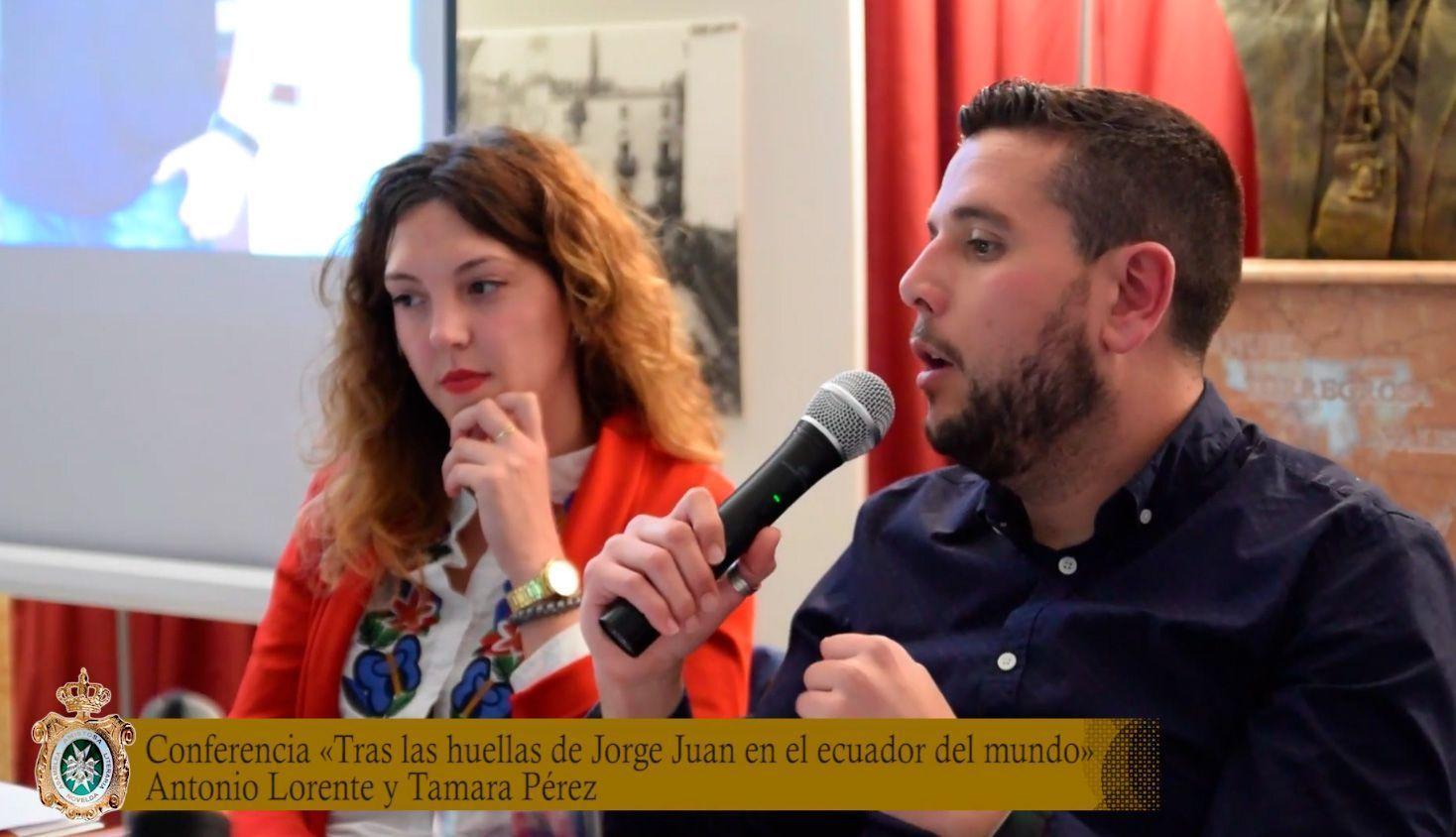 Conferencia 'Tras las huellas de Jorge Juan en el ecuador del mundo'