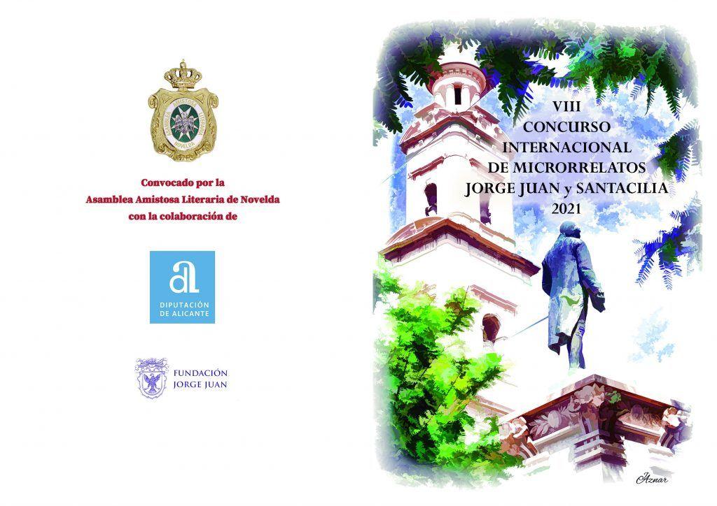 """VIII CONCURSO INTERNACIONAL DE MICRORRELATOS """"JORGE JUAN y SANTACILIA"""""""